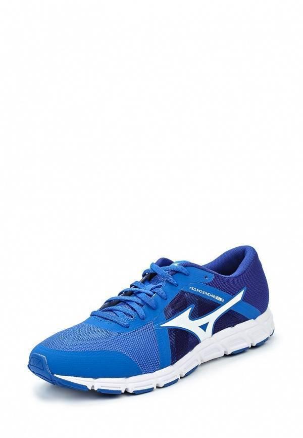 dc567985 Кроссовки Mizuno SYNCHRO SL 2 (синий) (J1GE1728) для мужчин купить ...
