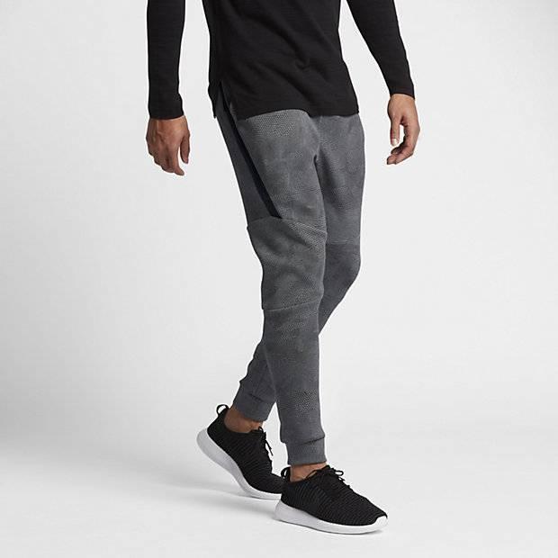 af7628ae Мужские брюки Nike Sportswear Tech Fleece Jogger (Серый) (836416-010 ...