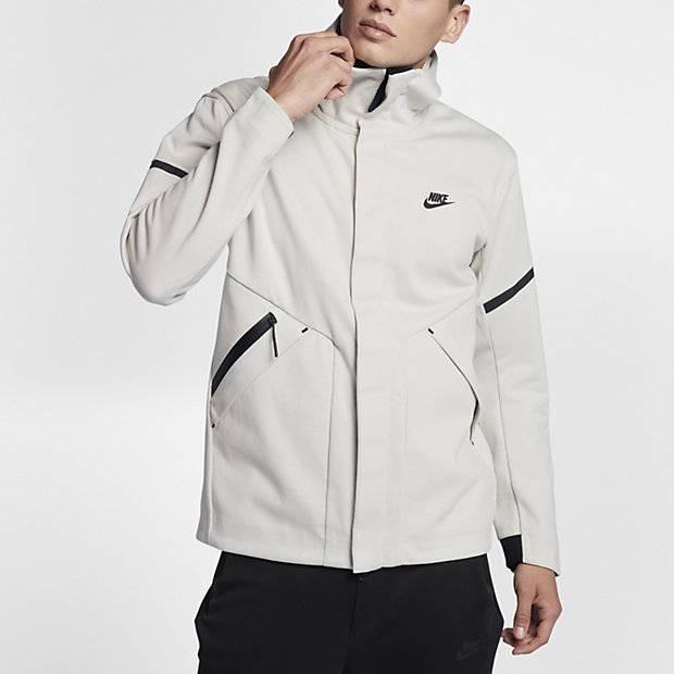 07b1e1bf Мужская куртка Nike Sportswear Tech Fleece Repel Windrunner ...
