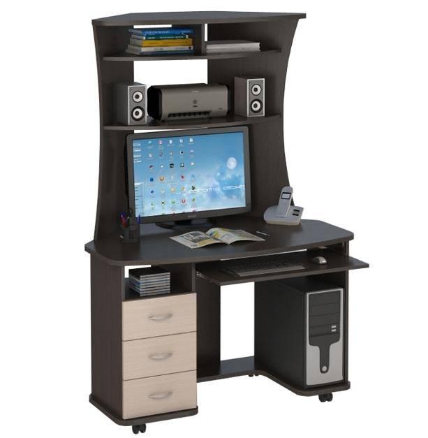 Компьютерный стол васко кс2026 купить в воронеже, сравнить ц.