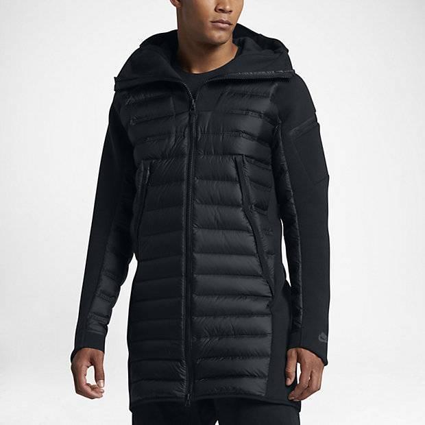 f7c86594 Мужская парка с пуховым наполнителем Nike Sportswear Tech Fleece Aeroloft