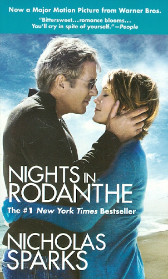 book report on nights in rodanthe