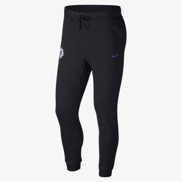 cd79a095 Мужские брюки Chelsea FC Nike (Черный) (905496-010) купить за 3790 ...