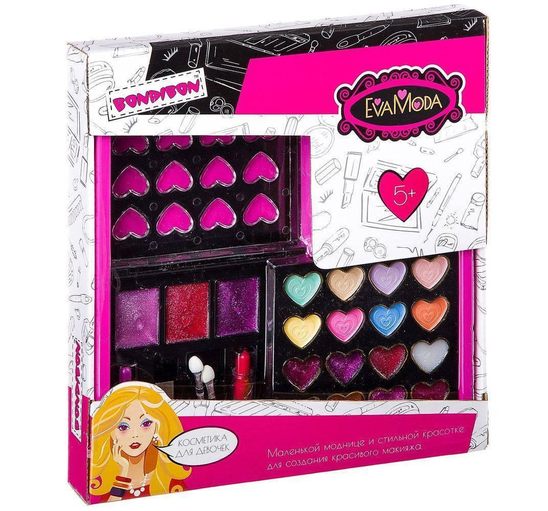 купить декоративную косметику для девочек