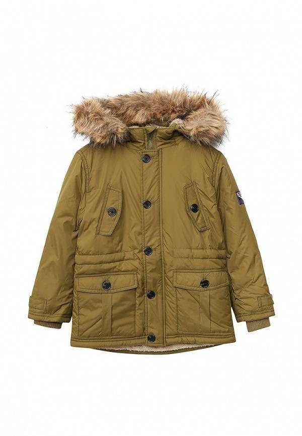 887cdc15cb6f Куртка утепленная Sela